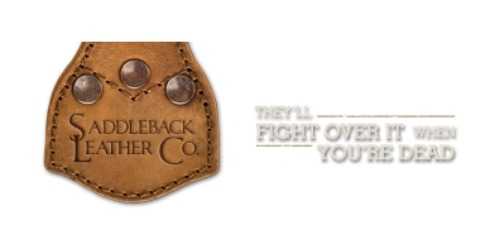 Saddleback Leather Company coupon