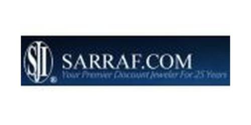 Sarraf Jewelry coupons
