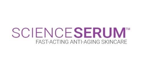 Science Serum coupons