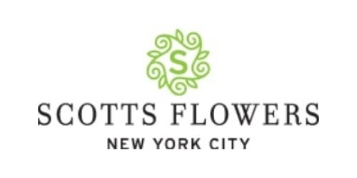 Scotts Flowers NYC coupons