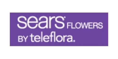 Sears Flowers coupons
