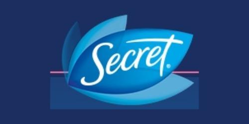 Secret Deodorant coupons