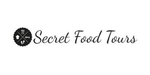 Secret Food Tours coupons