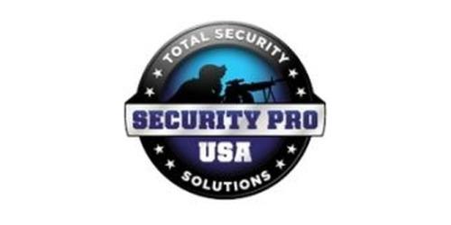 Security Pro USA coupons