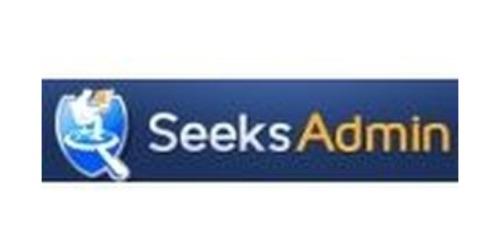 SeeksAdmin coupons