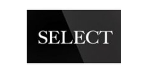Select coupons