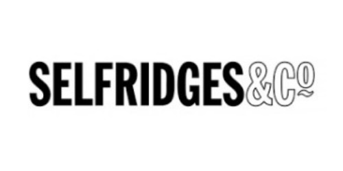 Selfridges coupons