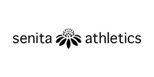 Senita Athletics coupons