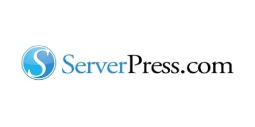 ServerPress coupons