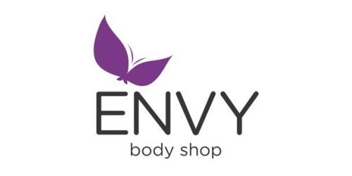 Envy Body Shop coupons