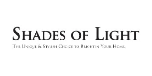 Groupon Get Up To 75 Off Shades Of Light Home Decor At