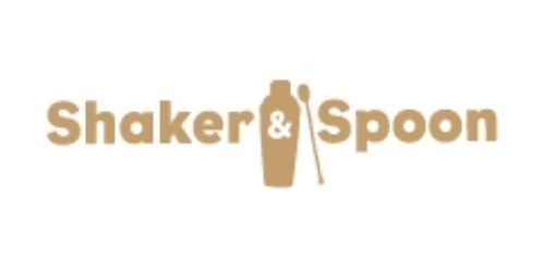 Shaker & Spoon coupon