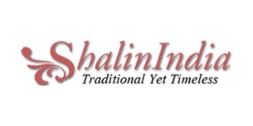 ShalinIndia coupons