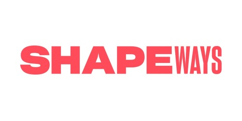 Shapeways coupons