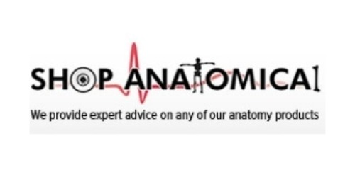 Shop Anatomical coupons