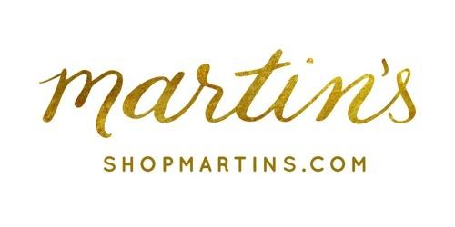 ShopMartins.com coupons