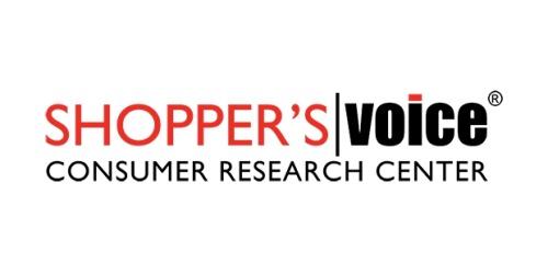 Shopper's Voice coupons