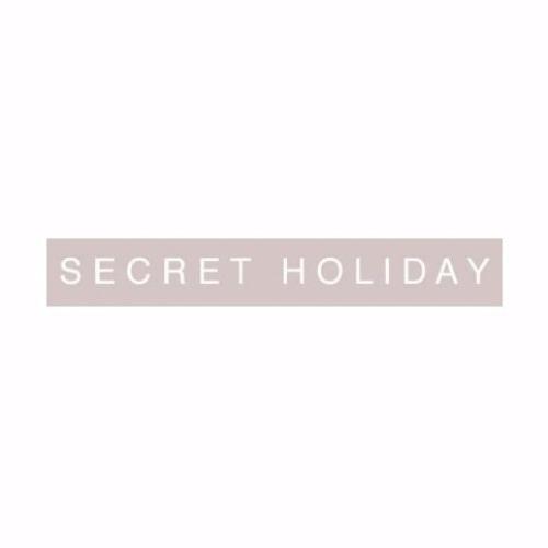 Secret Holiday coupon