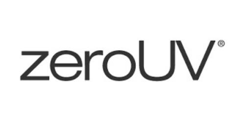 0709de5fa0158 40% Off zeroUV Promo Code (+14 Top Offers) May 19 — Shopzerouv.com