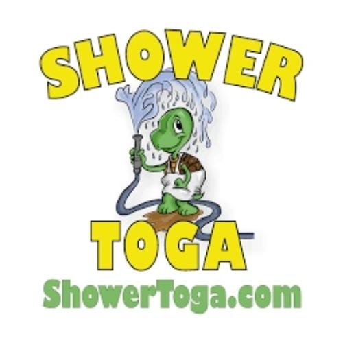 Shower Toga