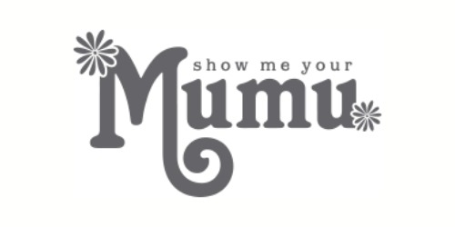 Show Me Your Mumu coupon