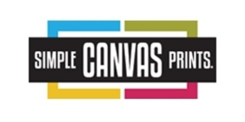 $10 off simple canvas prints, llc. promo code | simple canvas prints ...