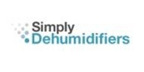 Simply dehumidifiers coupon code