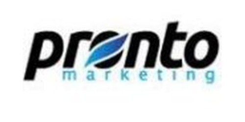 Pronto Marketing coupons