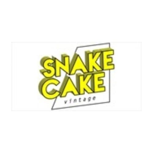 Snake Cake Vintage