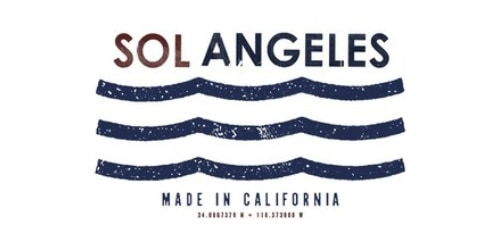 30 off sol angeles promo code sol angeles coupon 2018