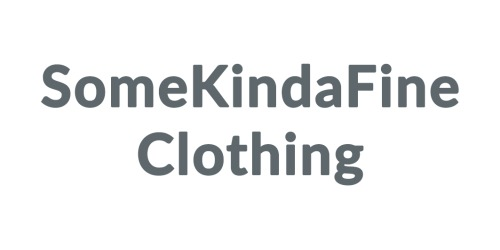 SomeKindaFine Clothing coupons