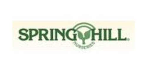 Spring Hill coupons