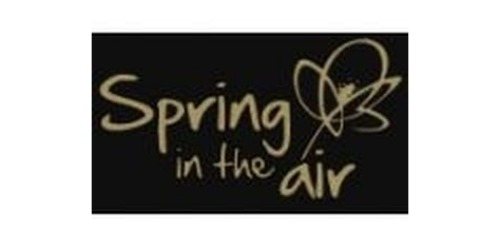 Spring in the air coupons