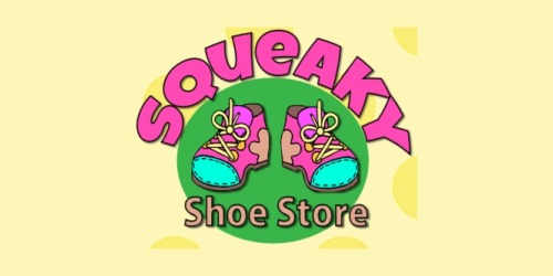 Squeaky Shoe Store coupons
