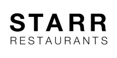 Starr Restaurants coupons