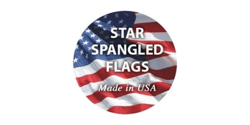 Star Spangled Flags coupons