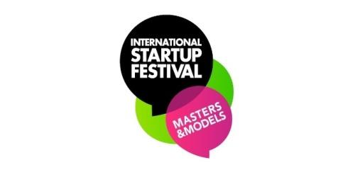 International Startup Festival coupons