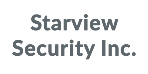 Starview Security Inc. coupons