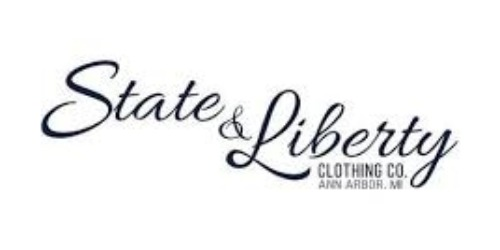 State and Liberty Clothing Co. coupons
