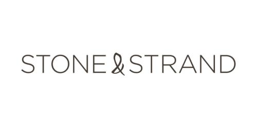 45 Off Stone Strand Promo Code Stone Strand Coupon 2018