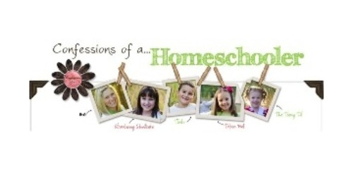 Confessions of a Homeschooler coupons