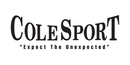 Cole Sport coupons
