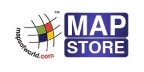 Store.mapsofworld.com coupons