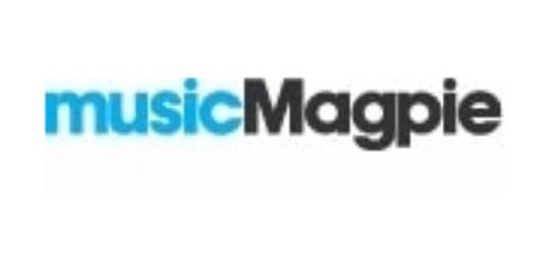 MusicMagpie coupon