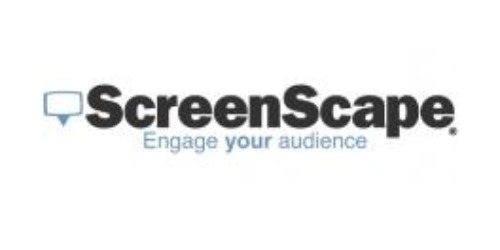 ScreenScape coupons
