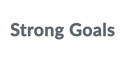 Strong Goals coupons