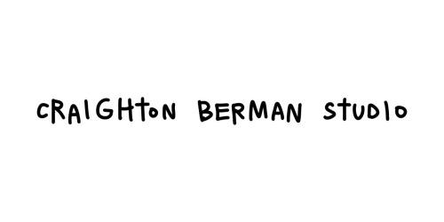 Craighton Berman Studio coupons