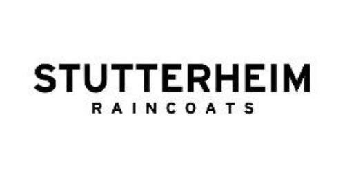 Stutterheim Raincoats coupons