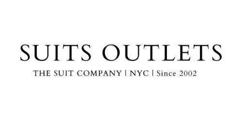 Suits Outlets coupons