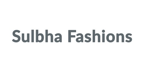 Sulbha Fashions coupons